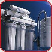 Картинка. Установка фильтра очистки воды в квартире, коттедже или офисе в Николаеве